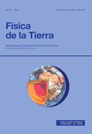 F�SICA DE LA TIERRA VOL. 27