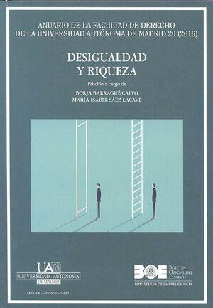 DESIGUALDAD Y RIQUEZA