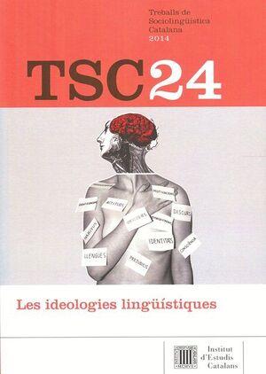 TREBALLS DE SOCIOLINGÜÍSTICA CATALANA Nº 24 (2014)