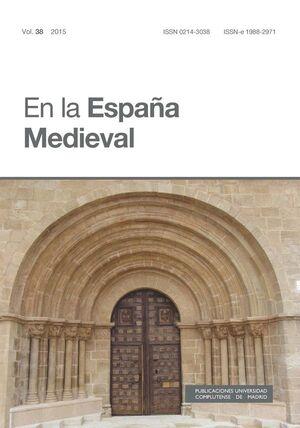 EN LA ESPAÑA MEDIEVAL VOL. 38