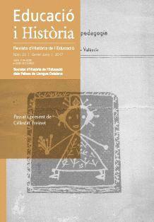 EDUCACIÓ I HISTÒRIA. REVISTA D'HISTÒRIA DE L'EDUCACIÒ NÚM. 29 (ENERO-JUNIO 2017)