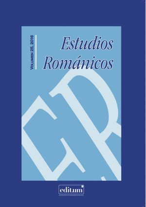 ESTUDIOS ROMÁNICOS Nº 25 (2016)