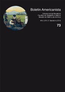 BOLETÍN AMERICANISTA Nº 73 (2016)