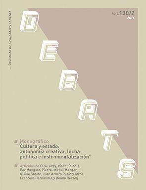 DEBATS. REVISTA DE CULTURA, PODER I SOCIETAT NÚM. 130/2