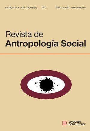 REVISTA DE ANTROPOLOGÍA SOCIAL, VOL. 26 NÚM. 2