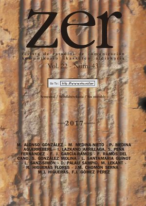 ZER VOL. 22, Nº 43 (2017)