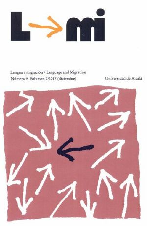 LENGUA Y MIGRACIÓN / LANGUAGE AND MIGRATION NÚM. 9, VOL. 2