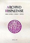 ARCHIVO HISPALENSE (Nº 303-305) AÑO 2017. TOMO C