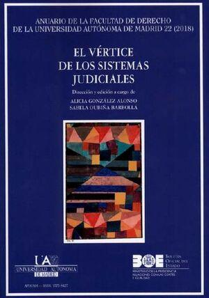 EL VÉRTICE DE LOS SISTEMAS JUDICIALES