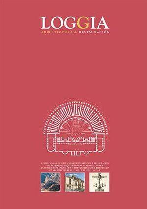 LOGGIA, ARQUITECTURA & RESTAURACIÓN Nº 31 (2018)