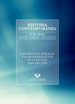HISTORIA CONTEMPORÁNEA NÚM. 59 (2019)