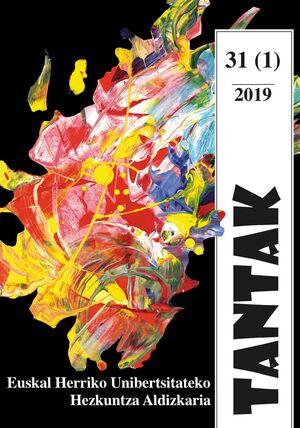 TANTAK VOL. 31, NÚM. 1 (2019)