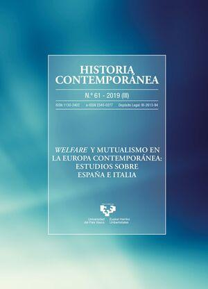 HISTORIA CONTEMPORÁNEA NÚM. 61 (2019)