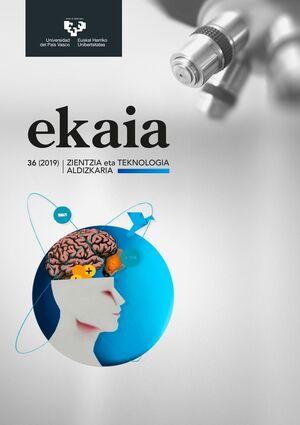 EKAIA Nº 36 (2019)