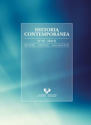 HISTORIA CONTEMPORÁNEA NÚM. 62 (2020)