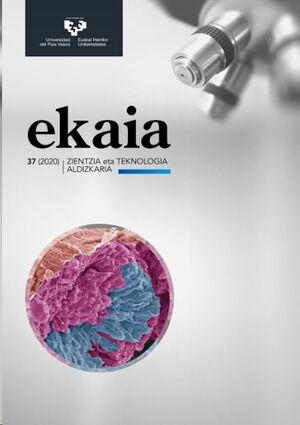 EKAIA Nº 37 (2020)