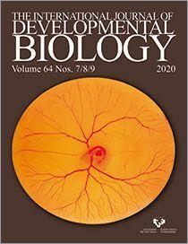 THE INTERNATIONAL JOURNAL OF DEVELOPMENTAL BIOLOGY VOL. 64.7/8/9