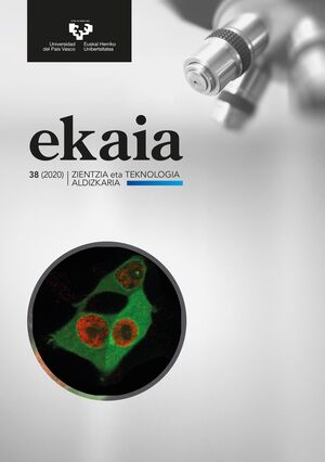 EKAIA Nº 38 (2020)
