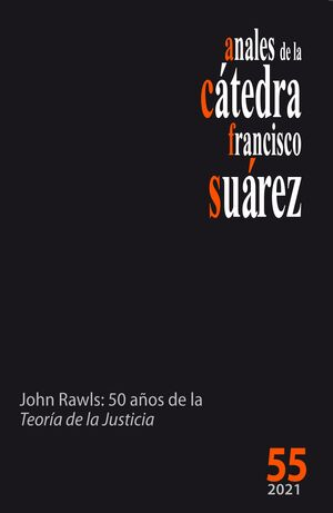 ANALES DE LA CÁTEDRA FRANCISCO SUÁREZ Nº 55 (2021)