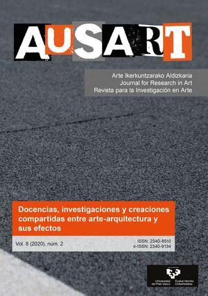 AUSART ALDIZKARIA VOL. 8 Nº 2 (2020) REVISTA PARA LA INVESTIGACIÓN EN ARTE