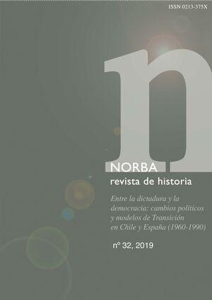 NORBA. REVISTA DE HISTORIA Nº 32 (2019)