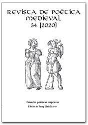 REVISTA DE POÉTICA MEDIEVAL Nº 34 (2020)