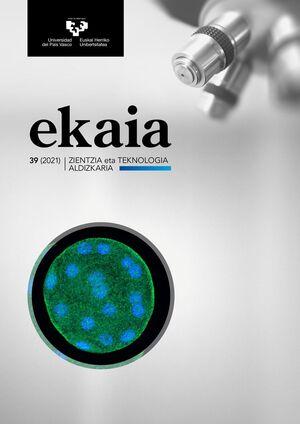 EKAIA Nº 39 (202021)