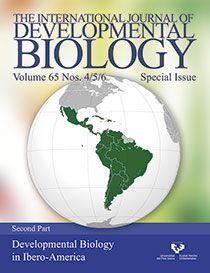 THE INTERNATIONAL JOURNAL OF DEVELOPMENTAL BIOLOGY VOL. 65.4/5/6