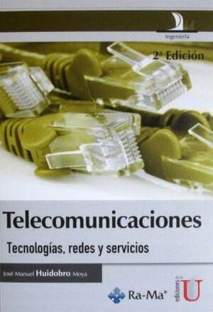 TELECOMUNICACIONES (2ª EDICIÓN)