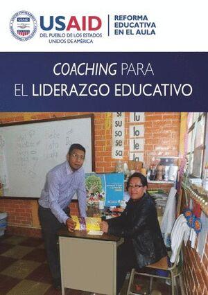 COACHING PARA EL LIDERAZGO EDUCATIVO